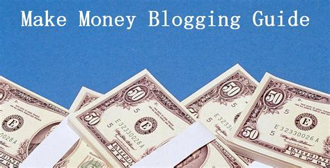 How To Make Money Online Via Blogging - make money blog how to make money from blogging in 2016