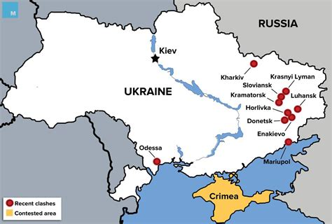 russia map before and after cease shatters after pro russian insurgents