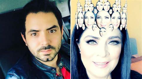 victoria ruffo glosario famosos tvnotas irresistible jos 233 eduardo derbez bloquea a su madre 161 de sus redes