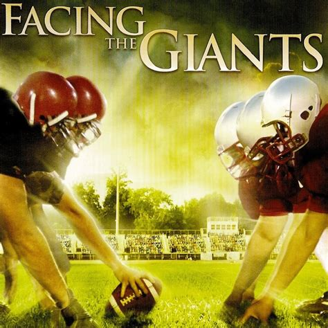 film motivasi facing the giants facing the giants movies series pinterest