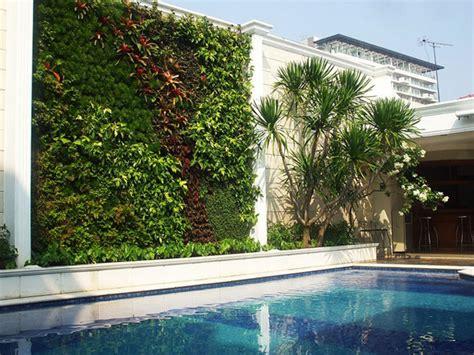 Vertical Garden Indonesia 5 Ways To Enhance Your Swimming Pool Interiorholic
