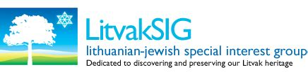 Lithuanian Birth Records Jewishgen Lithuania Database
