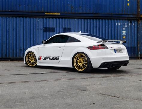 Audi Tt Chip Tuning by Ok Chiptuning Audi Tt Rs Would Be An Insane Drive