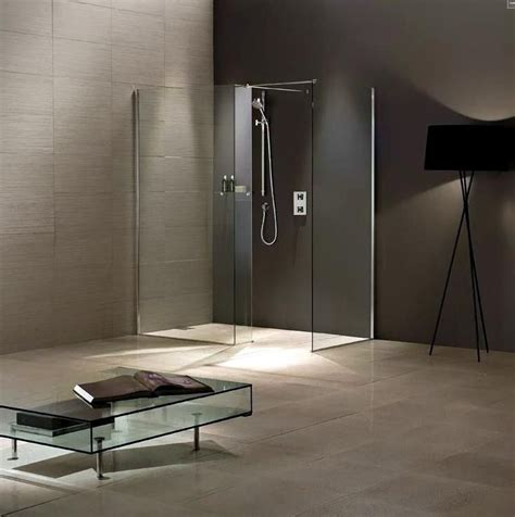 Fixed Glass Panel For Shower by Matki New Room Walk In Fixed Glass Shower Panel From