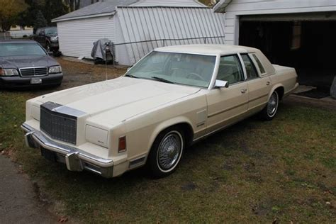 chrysler new yorker fifth avenue edition for sale photos technical specifications description