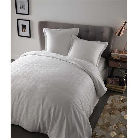 White Cotton King Size Duvet Set Chlo 201 Cotton King Size Bedding Set In White 240 X 260cm