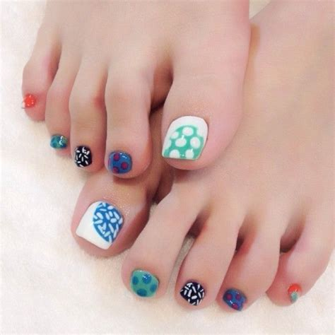 Painting 6 Month Toenails by 408 Best Images About Painted Toenails On