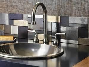 Tin Tiles For Backsplash In Kitchen Piastrelle Cucina Moderna Piastrelle