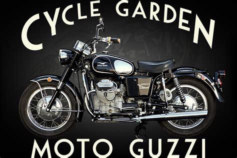 Eldorado Upholstery Cycle Garden Moto Guzzi