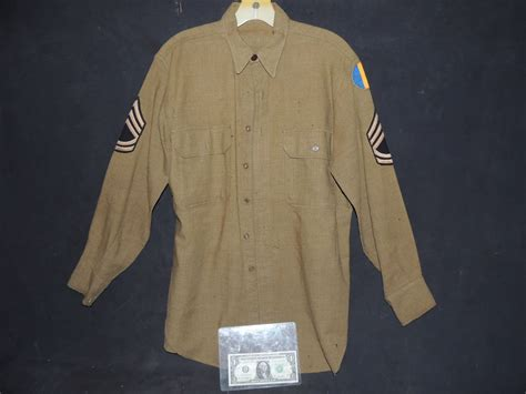 unknown army wardrobe