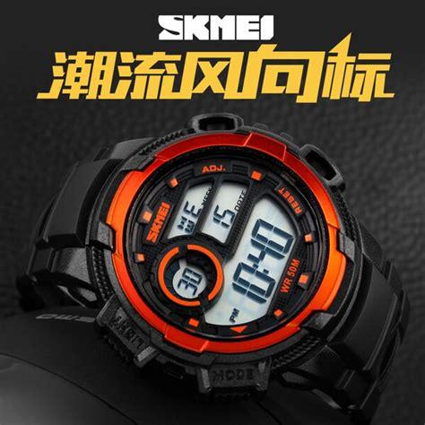 Jam Tangan Pria G Shock Mt G1000 Black Blue Box Exclusive skmei jam tangan digital pria dg1113 black blue jakartanotebook