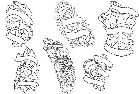 free printable tattoo stencils designs best tattoos for flash