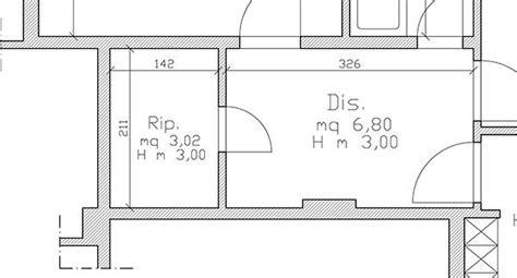 disegno tecnico casa disegno tecnico