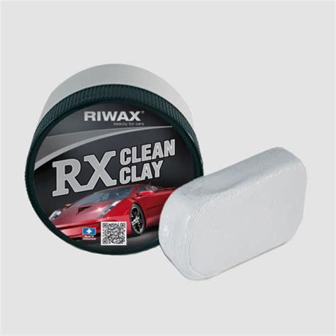 Clean Matic Microfibre Cloth Biru riwax 174 rx clean clay 200g 05594