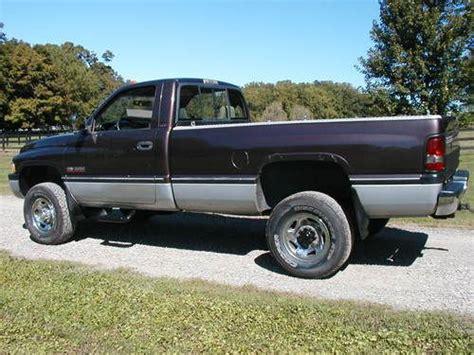 1997 dodge cummins sell used 1997 dodge cummins 4x4 turbo diesel auto 154k