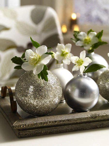 tischdeko weihnachten christrosen verzaubernd elfenzarte christrosen deko deko