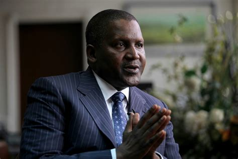 Africa S Richest Aliko Dangote Plans More Investments In Zambia by Nigeria Aliko Dangote Calls On Leaders To Push Eu Style Freedom Of Movement And Trade