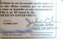 diplomatic id card template matr 237 cula consular