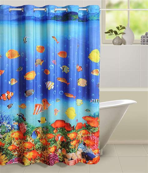 printed shower curtains swayam digitally printed premium shower curtain with