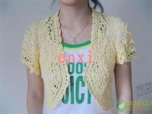 Lace bolero free crochet patterns make handmade crochet craft