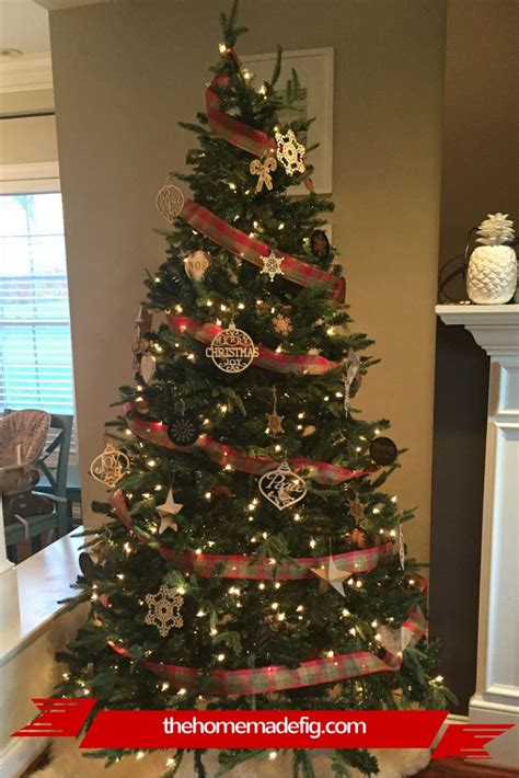 the kid friendly christmas tree low on cost time