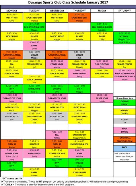 durango calendar durango colorado