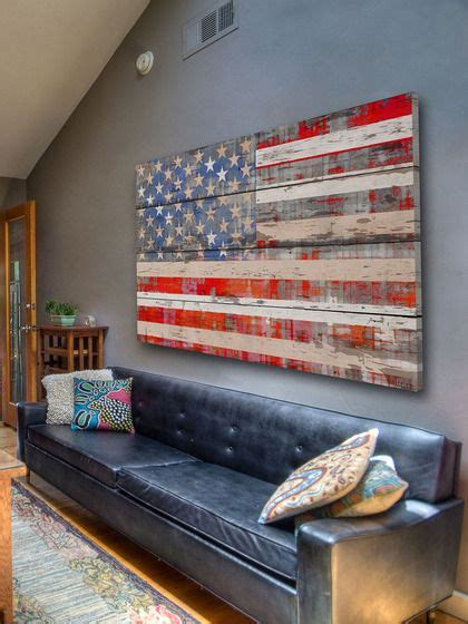 flag decorations for home 25 best ideas about american flag pallet on