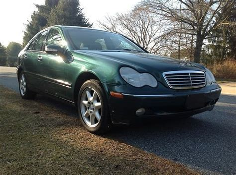 where to buy car manuals 2001 mercedes benz m class navigation system purchase used 2001 mercedes benz c240 base sedan 4 door 2 6l 6 speed manual rare in parkton