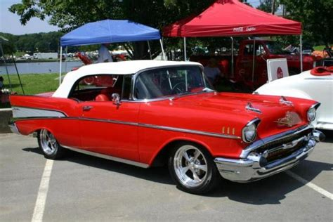 this 57 chevy bel air was just returned to its owner 30