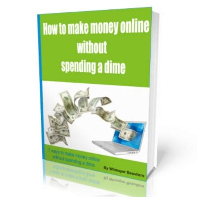 How To Make Money Online Without Using Credit Card - how to make money online without spending a dime download business