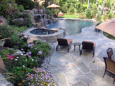 Patio Design Nj Nj Planting Design Ideas For Formal Landscapes