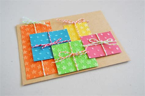 Handmade Step By Step - handmade birthday cards step by step darice