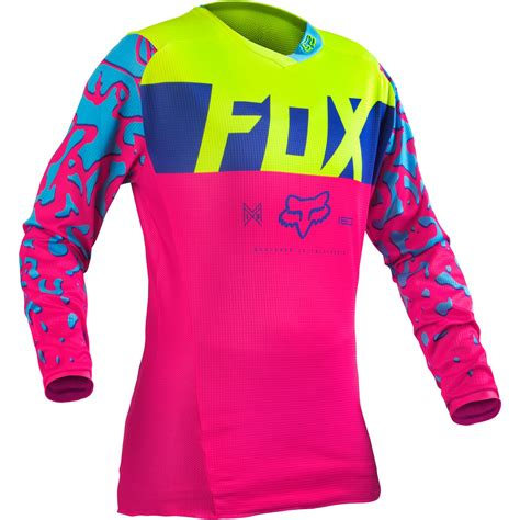 womens motocross jerseys fox 180 pink jersey dirtnroad com
