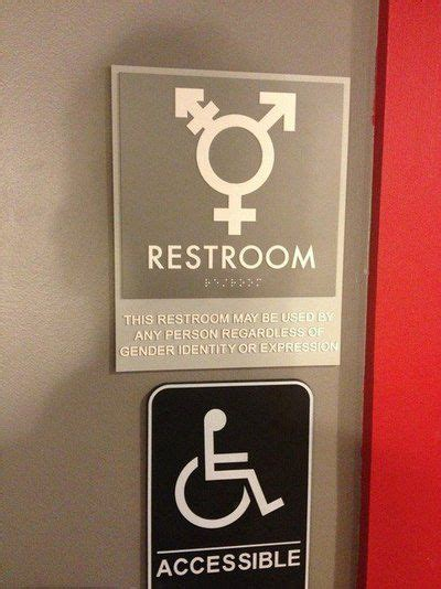 unisex bathroom ideas best 25 unisex bathroom sign ideas on unisex