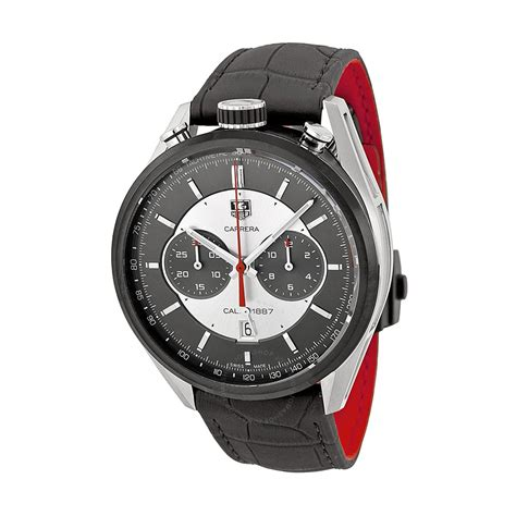 carrera watches tag heuer carrera jack heuer edition automatic chronograph