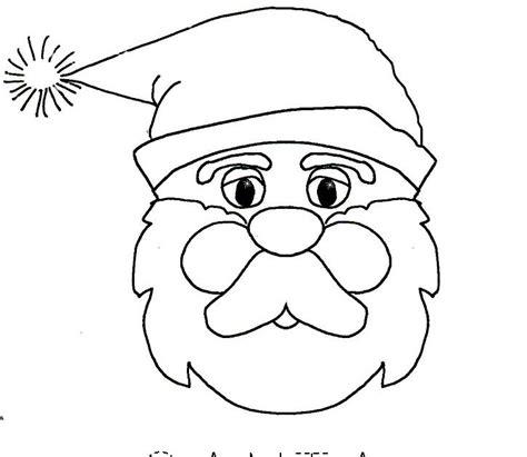 santa coloring page for preschoolers preschool teacher s resource santa coloring sheet