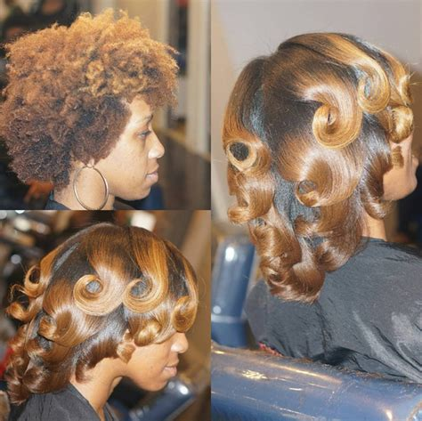blow out hair styles for black women with hair jewerly blowout hairstyles thirstyroots com black hairstyles