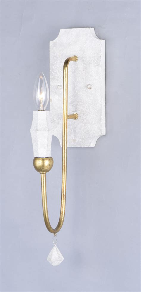 Chandelier Wall Sconce Claymore 1 Light Wall Sconce Chandelier Maxim Lighting