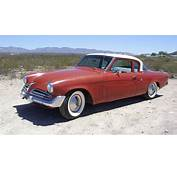 Have A Commander 1953 Studebaker Coupe