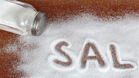 la sal de la si hubiese sabido esto antes habr 237 a regado sal por toda la casa cuanto antes es como magia