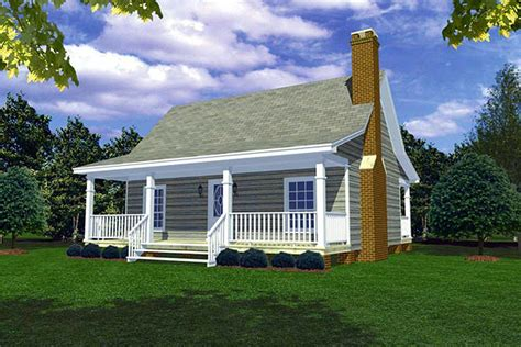 cottage for the weekend cabin style house plan 1 beds 1 baths plan 21 108