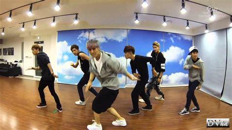 exo dance exo growl korean dance practice dvhd youtube
