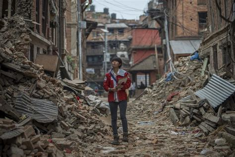 earthquake in nepal nepal earthquake response in photos international rescue