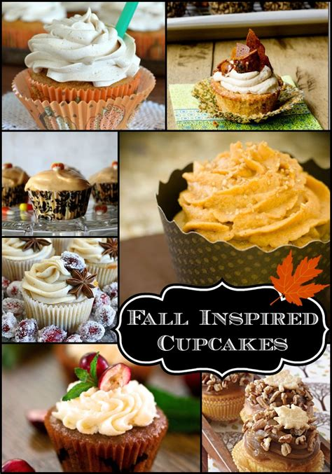 fall inspired cupcakes page 2 of 2 the creative