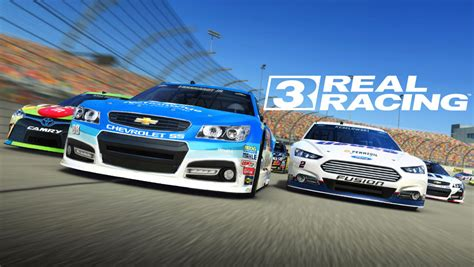 ea sports car racing games free download full version for pc nascar teams up with ea s real racing 3 nascar com