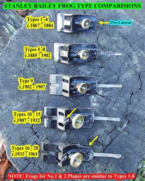 stanley basic plane parts