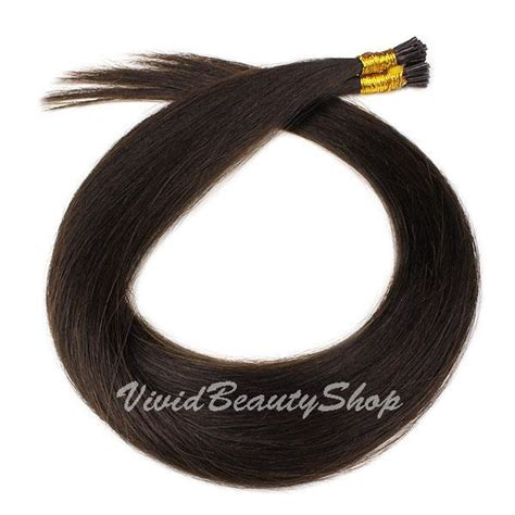 pre bonded i tip for micro links the hair extension boutique 50 stick i glue tip pre bonded shoelace micro ring remy
