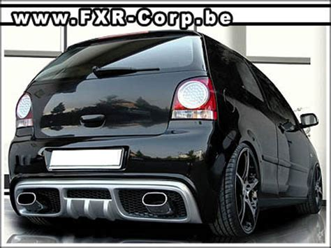 Polo Trands 36104 pare choc volkswagen polo 9n