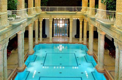 bagni gellert budapest gell 233 rt thermal bath