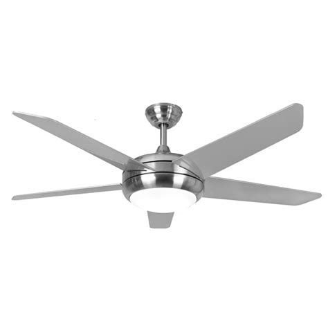 52 ceiling fan with light and remote control fantasia eurofans neptune 52 inch remote control stainless